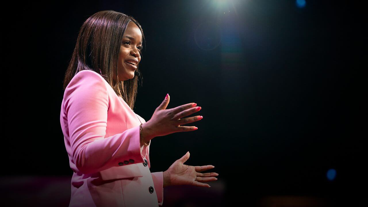 Brittany Packnett, 'How to build your confidence – and spark it in others', TED2019, April 2019