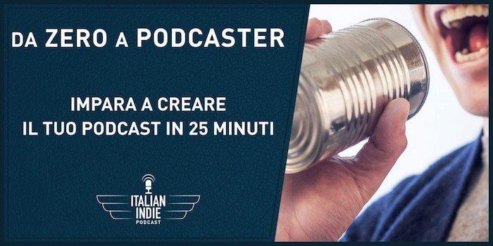 """Da Zero a podcaster, l'unica guida di cui avrai bisogno per creare un podcast"""""""